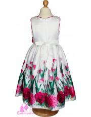 Rochie lalele roz