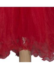 ROCHITA ALB-ROSIE CU TRENA DETASABILA R618